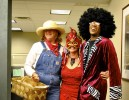 Photo of Mary Jane Walling, Colleen Finegan and Jon Smith from CEHS.