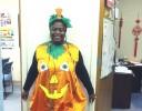 Nycia Bolds, Special Programs Coordinator University Center for International Education. Cutest Pumpkin Ever!