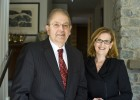Larry Lawhorne and Judy Wyatt