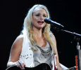 Photo of MirandaLambert on stage at the Wright State Nutter Center.