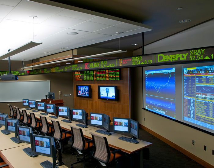 Fabry forex trading room