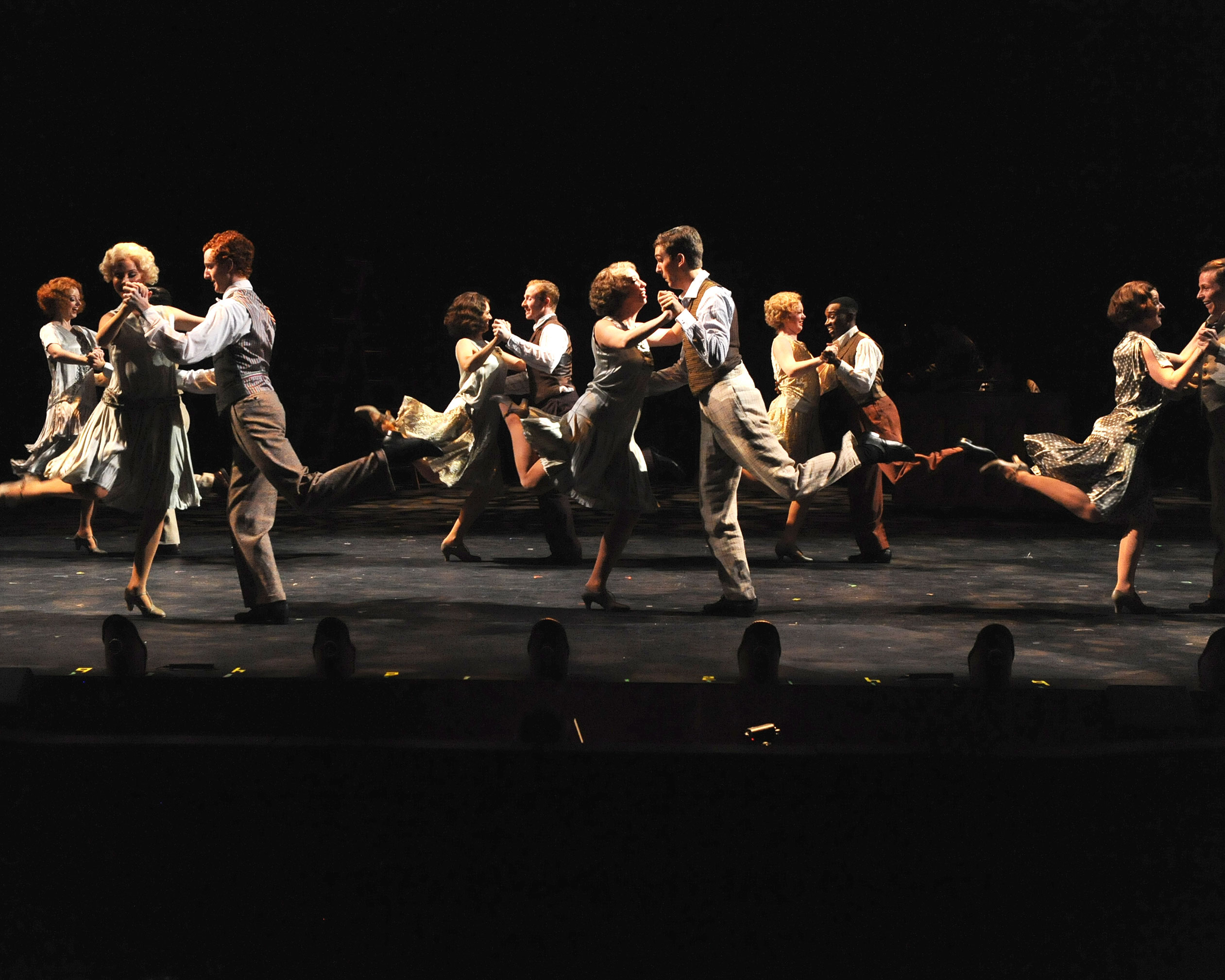 Photo of a dance scene