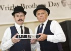 Wright brother impersonators