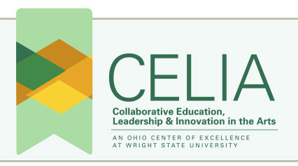Center of Excellence in Collaborative Education, Leadership and Innovation in the Arts logo