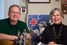 Dan Kirkpatrick and Sharon Stanley
