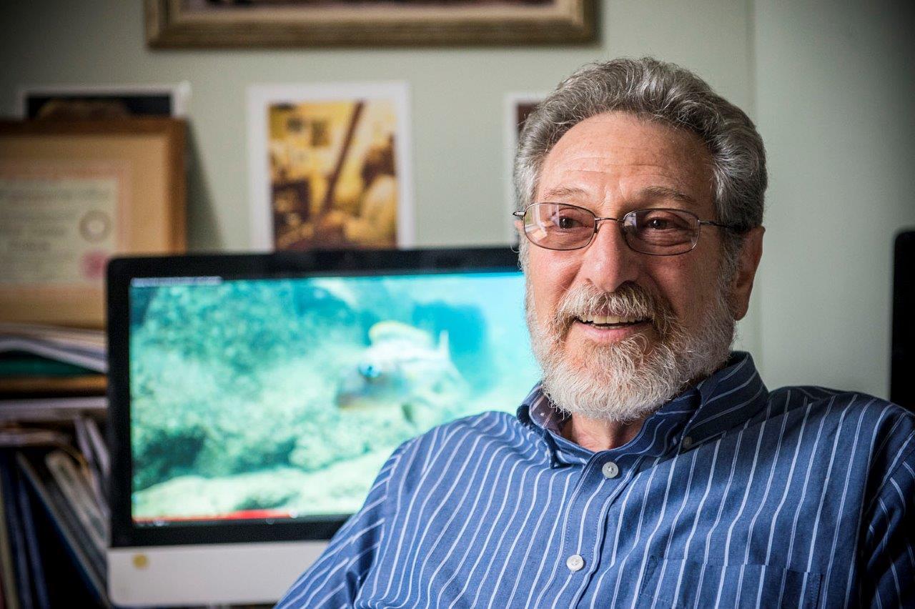 Communication professor Elliot Gaines