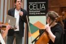 Keith Lockhart with piano trio