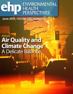 Environmental Health Perspectives cover