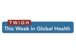This Week in Global Health logo