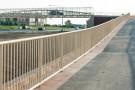Wright State Way ramp