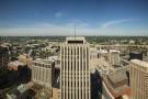 Dayton skyline
