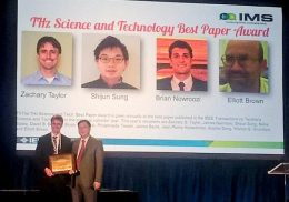 A team from UCLA led the research into the award-winning paper.