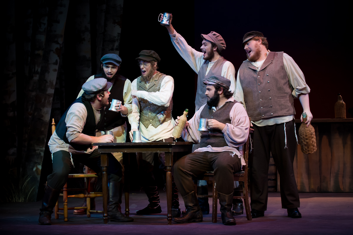 Wright State Theatre To Present Classic Musical U0027Fiddler On The Roofu0027