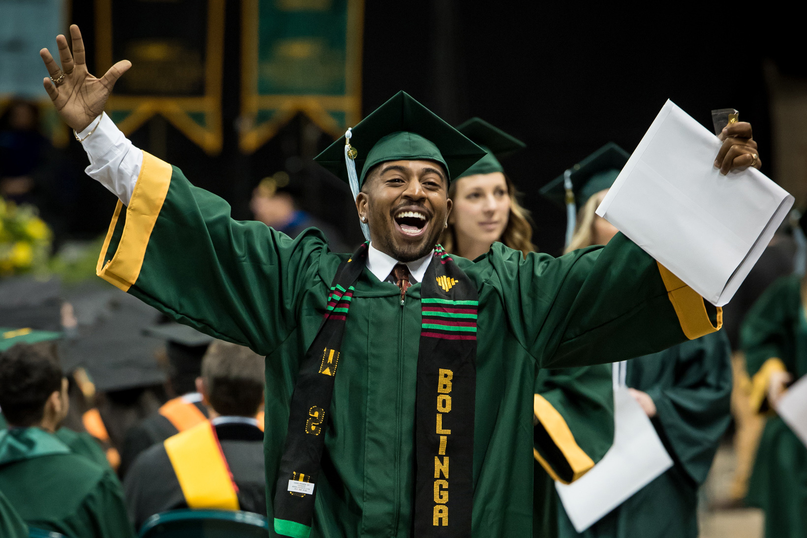 Wright State Newsroom – Nearly 1,900 students graduate at ...
