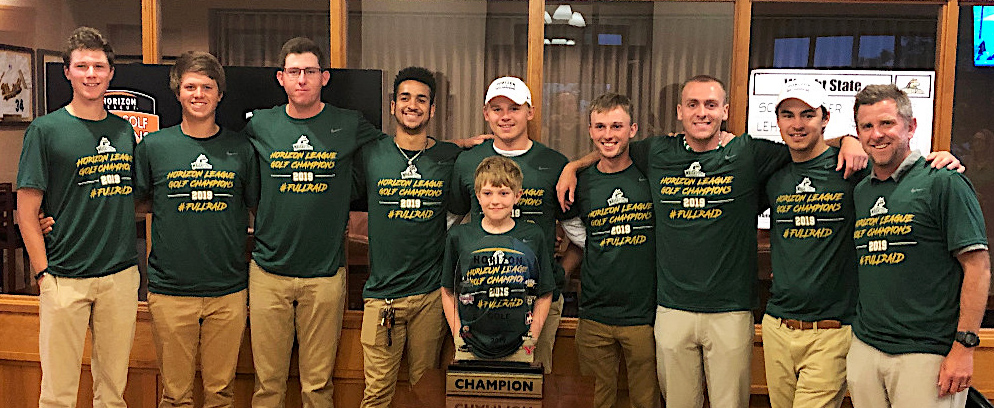 Wright State Golf Team Headed To